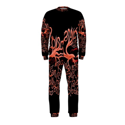 Panic At The Disco   Lying Is The Most Fun A Girl Have Without Taking Her Clothes OnePiece Jumpsuit (Kids)