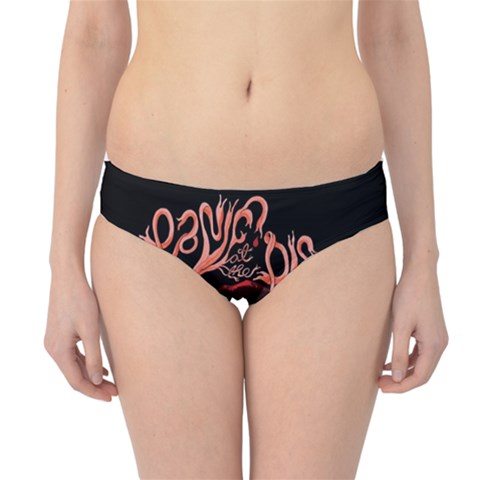 Panic At The Disco   Lying Is The Most Fun A Girl Have Without Taking Her Clothes Hipster Bikini Bottoms