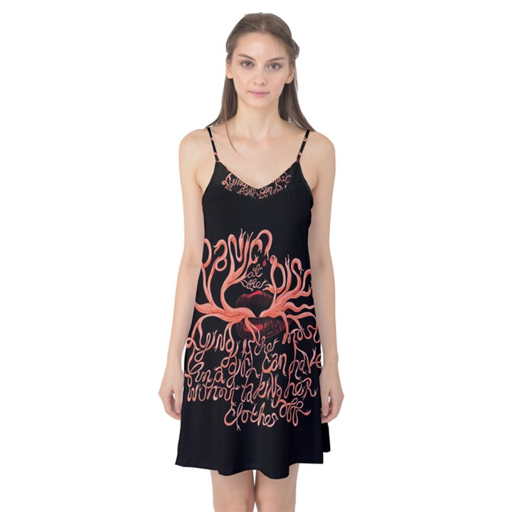 Panic At The Disco   Lying Is The Most Fun A Girl Have Without Taking Her Clothes Camis Nightgown
