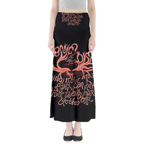 Panic At The Disco   Lying Is The Most Fun A Girl Have Without Taking Her Clothes Maxi Skirts