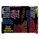 Panic At The Disco Northern Downpour Lyrics Metrolyrics Apple iPad 3/4 Hardshell Case (Compatible with Smart Cover) View1