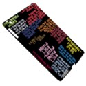 Panic At The Disco Northern Downpour Lyrics Metrolyrics Apple iPad 3/4 Hardshell Case (Compatible with Smart Cover) View5
