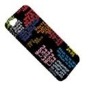 Panic At The Disco Northern Downpour Lyrics Metrolyrics Apple iPhone 5 Hardshell Case View5