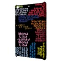 Panic At The Disco Northern Downpour Lyrics Metrolyrics Apple iPad Mini Hardshell Case View3