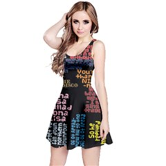 Panic At The Disco Northern Downpour Lyrics Metrolyrics Reversible Sleeveless Dress