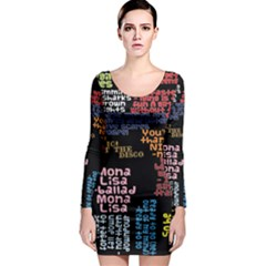 Panic At The Disco Northern Downpour Lyrics Metrolyrics Long Sleeve Bodycon Dress