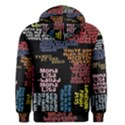 Panic At The Disco Northern Downpour Lyrics Metrolyrics Men s Pullover Hoodie View2
