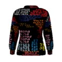 Panic At The Disco Northern Downpour Lyrics Metrolyrics Women s Sweatshirt View2