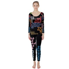 Panic At The Disco Northern Downpour Lyrics Metrolyrics Long Sleeve Catsuit