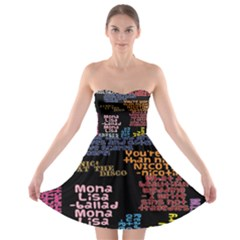 Panic At The Disco Northern Downpour Lyrics Metrolyrics Strapless Bra Top Dress
