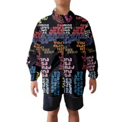 Panic At The Disco Northern Downpour Lyrics Metrolyrics Wind Breaker (kids)