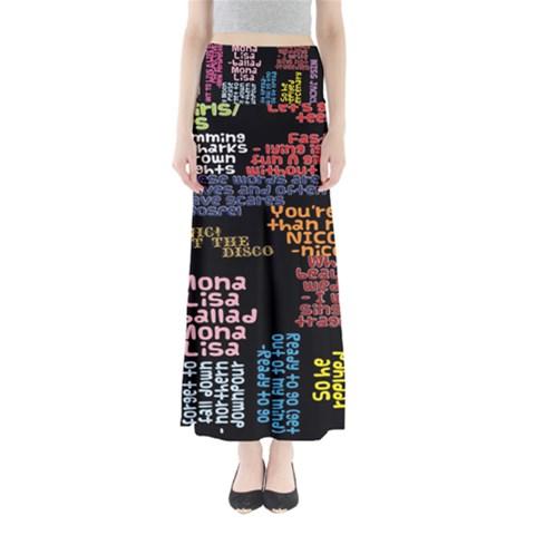 Panic At The Disco Northern Downpour Lyrics Metrolyrics Maxi Skirts