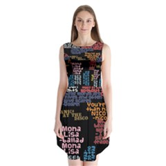 Panic At The Disco Northern Downpour Lyrics Metrolyrics Sleeveless Chiffon Dress