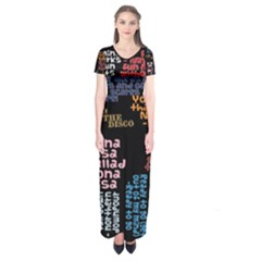 Panic At The Disco Northern Downpour Lyrics Metrolyrics Short Sleeve Maxi Dress