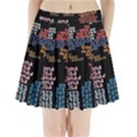 Panic At The Disco Northern Downpour Lyrics Metrolyrics Pleated Mini Skirt View1