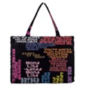Panic At The Disco Northern Downpour Lyrics Metrolyrics Medium Zipper Tote Bag View1