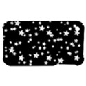 Black And White Starry Pattern Apple iPhone 3G/3GS Hardshell Case View1