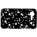 Black And White Starry Pattern HTC Incredible S Hardshell Case  View1
