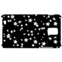 Black And White Starry Pattern Samsung Infuse 4G Hardshell Case  View1