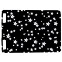 Black And White Starry Pattern Kindle Touch 3G View1