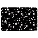 Black And White Starry Pattern Kindle Fire (1st Gen) Hardshell Case View1