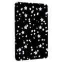Black And White Starry Pattern Kindle Fire (1st Gen) Hardshell Case View2
