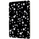 Black And White Starry Pattern Kindle Fire (1st Gen) Hardshell Case View3