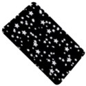 Black And White Starry Pattern Kindle Fire (1st Gen) Hardshell Case View5