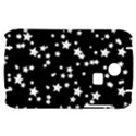 Black And White Starry Pattern Samsung S3350 Hardshell Case View1