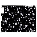 Black And White Starry Pattern Apple iPad 2 Hardshell Case View1