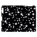 Black And White Starry Pattern Apple iPad 3/4 Hardshell Case View1