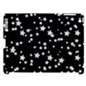 Black And White Starry Pattern Apple iPad 3/4 Hardshell Case (Compatible with Smart Cover) View1