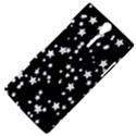 Black And White Starry Pattern Sony Xperia S View4