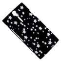 Black And White Starry Pattern Sony Xperia S View5