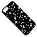 Black And White Starry Pattern Apple iPhone 5 Classic Hardshell Case View5