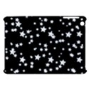 Black And White Starry Pattern Apple iPad Mini Hardshell Case View1
