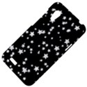Black And White Starry Pattern HTC Desire VT (T328T) Hardshell Case View4