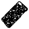 Black And White Starry Pattern Apple iPhone 5 Hardshell Case with Stand View4