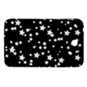 Black And White Starry Pattern Samsung Galaxy Tab 3 (7 ) P3200 Hardshell Case  View1