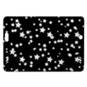 Black And White Starry Pattern Amazon Kindle Fire HD (2013) Hardshell Case View1