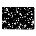 Black And White Starry Pattern Kindle Fire HDX 8.9  Hardshell Case View1