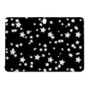 Black And White Starry Pattern Samsung Galaxy Tab Pro 12.2 Hardshell Case View1