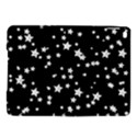 Black And White Starry Pattern iPad Air 2 Hardshell Cases View1