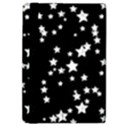 Black And White Starry Pattern iPad Air 2 Flip View4