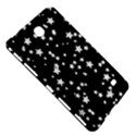 Black And White Starry Pattern Samsung Galaxy Tab 4 (7 ) Hardshell Case  View5
