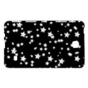 Black And White Starry Pattern Samsung Galaxy Tab 4 (8 ) Hardshell Case  View1