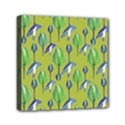 Tropical Floral Pattern Mini Canvas 6  x 6  View1