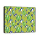 Tropical Floral Pattern Canvas 10  x 8  View1