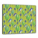 Tropical Floral Pattern Canvas 24  x 20  View1