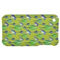 Tropical Floral Pattern Apple iPhone 3G/3GS Hardshell Case View1